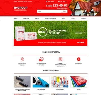 Сайт компании 3MGGroup